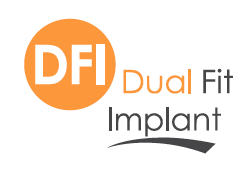 DFI Implantatsystem (IH mit 2,5 mm)